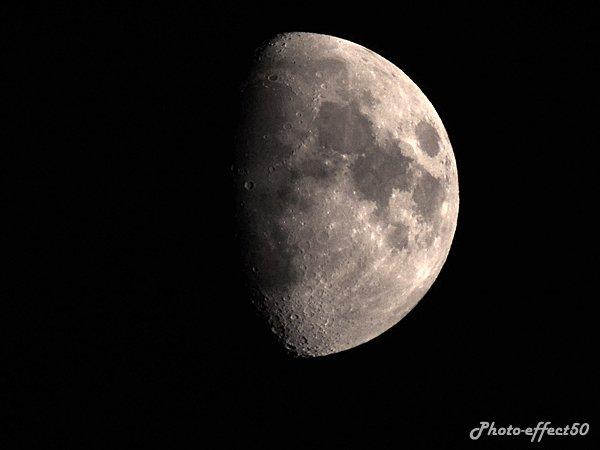 La lune ☽