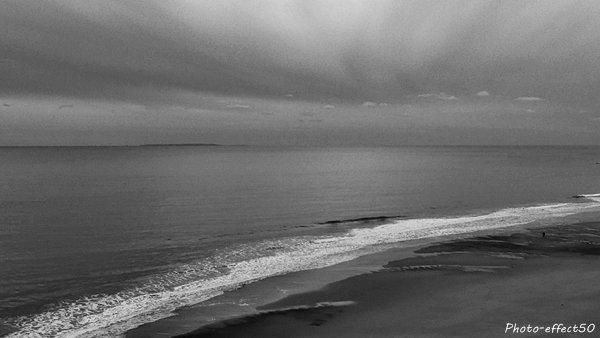 « La mer est un espace de rigueur et de liberté. »  Victor Hugo
