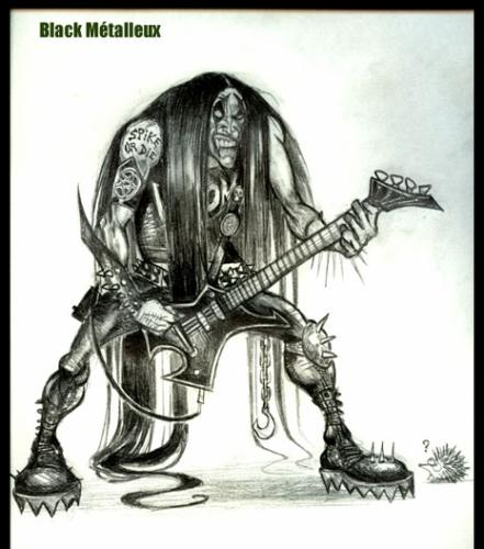L'univers du Metal .