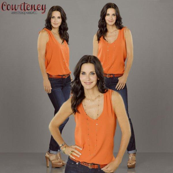 Bienvenue dans le monde de Courteney Cox ♥