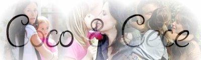Courteney & Coco ♥