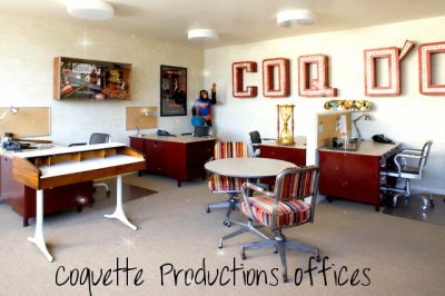 Coquette Productions Offices
