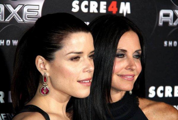 Scream 4 L'avant premiere a Los Angeles