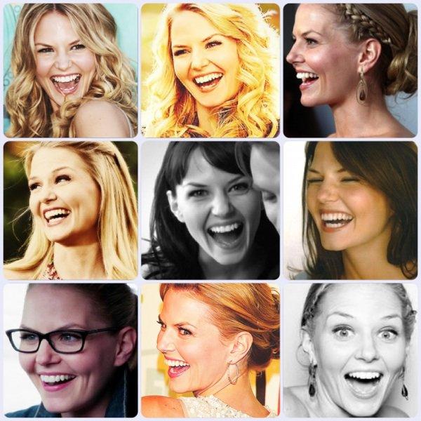 Mes modèles. Ces femmes sont toutes de véritables exemples. ❤