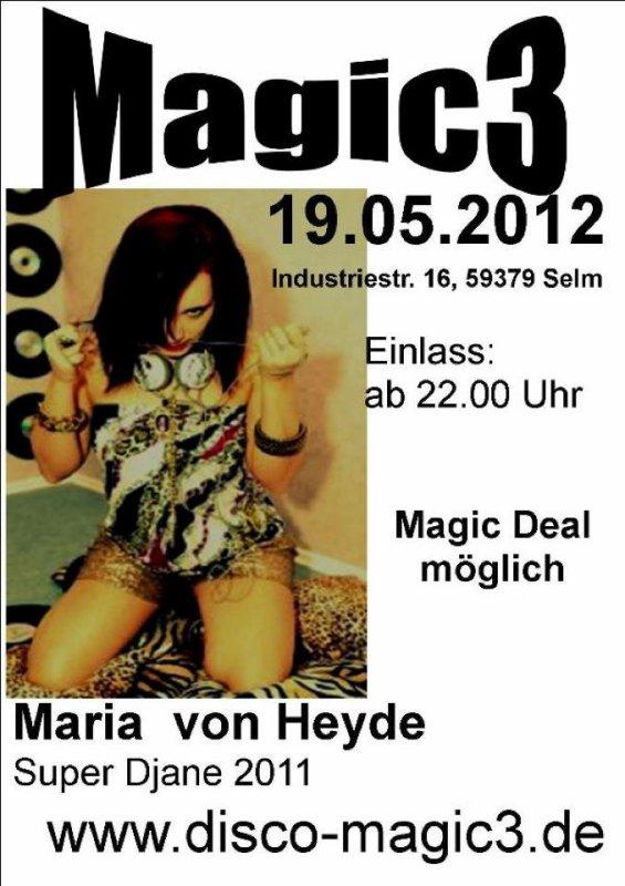 Biographie De Maria Von Heyde (Biography Of Maria Von Heyde)