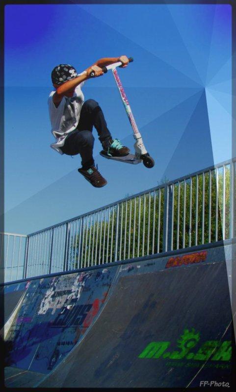 Jump Trottinette'