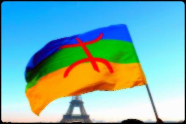 kabyle et fier de l'être <3