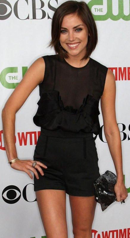 Thinspo du moment : Jessica Stroup (Actrice, dans 90210)