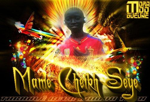 Mame Cheikh Seye
