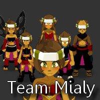Les Aventures de la Team Mialy