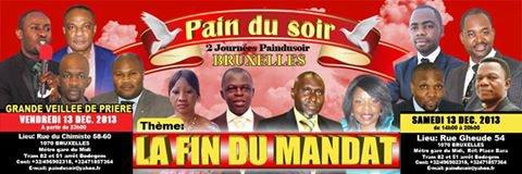 Le couple pastorale Eddy et Judicaëlle Mahele en évangélisation bientôt à Kinshasa RDC et aux USA