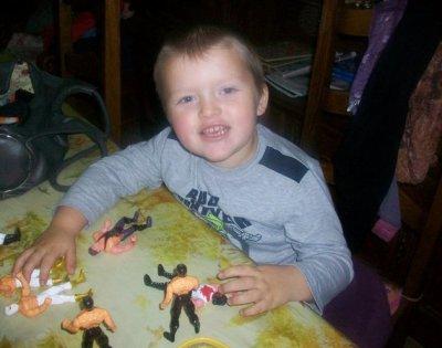 mon neveu matteo