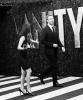 Chris Martin en costume !!! =O ( Vanity Fair Oscar Party 2012, 26 février )