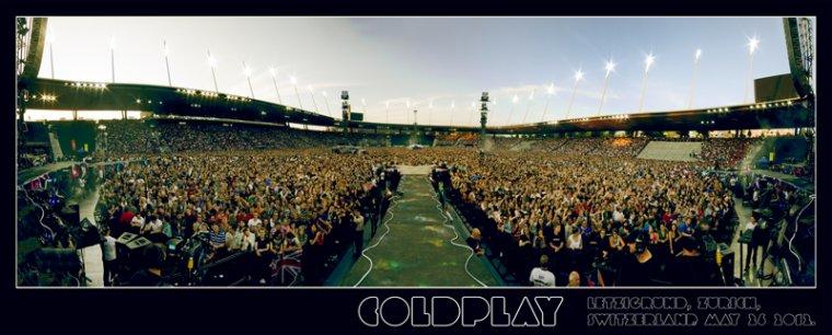 Panorama de deux concerts