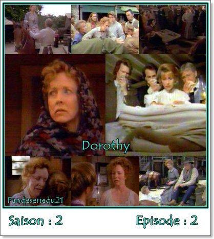saison 2 , episode dorothy