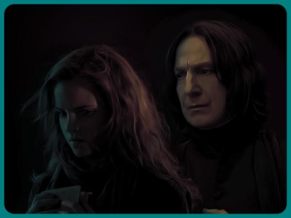 CHAPITRE 23 : Le premier cours particulier d'Hermione