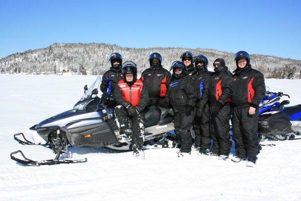 Voyage au Canada 2011