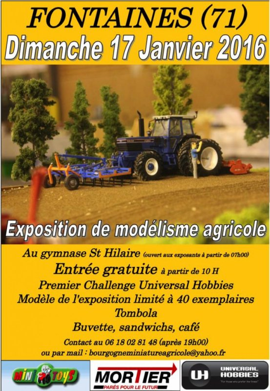 EXPOSITION  2016