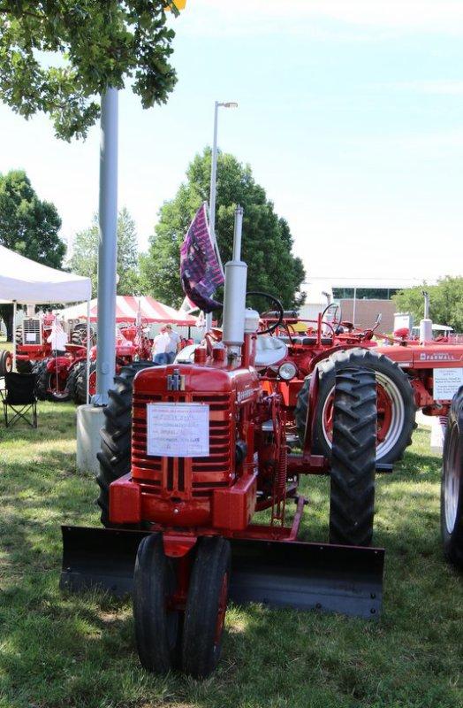 l'état de l'Iowa, du 15 au 17 juin, pour la 28e édition du Red Power Round up