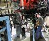 visite de l'usine CNH à GRAND ISLAND :   échelle