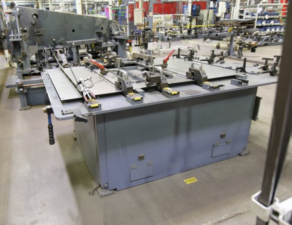Voyage USA 2017 : visite de l'usine CNH à GRAND ISLAND