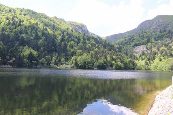 Le barrage du Schiessrothried    27.05.2017