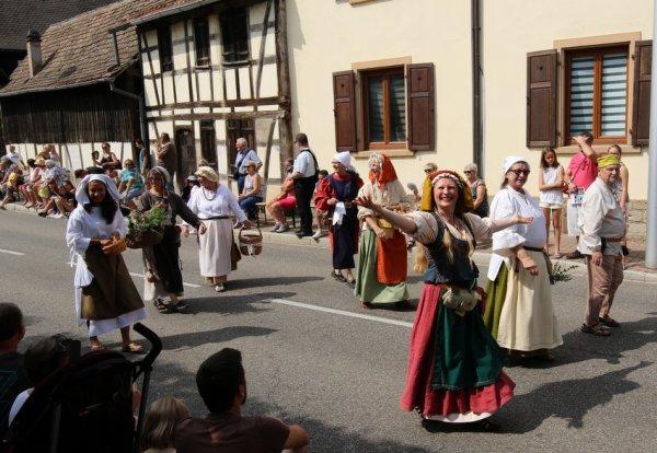 Festival du Sucre 2017 à Erstein