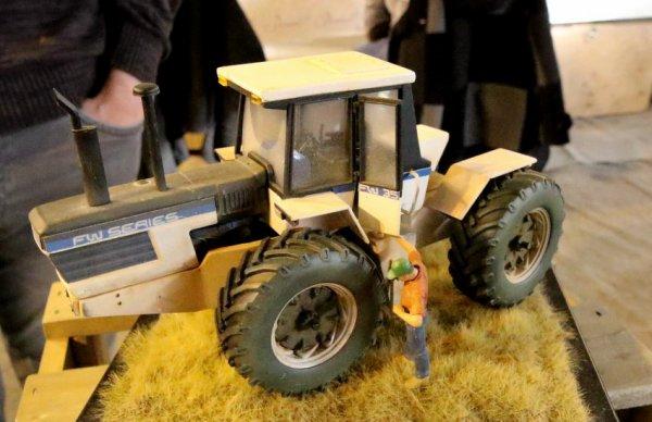 14/01/2018 - 5eme Exposition de Miniatures à Fontaines (71 - Saone et Loire)