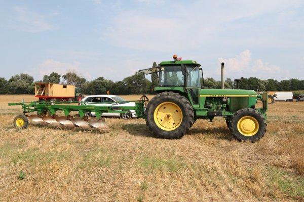 Tracteur Traffa 05.08.2018