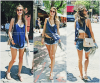 Rattrapage de news : Alessandra à New York le 13 juillet dernier. Top ou Flop ?