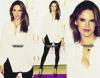 Rattrapage de news, la belle Alessandra lors d'une soirée le 19 novembre dernier.