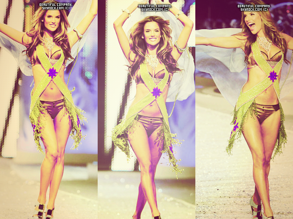 Flash Back sur le Victoria's Secret Fashion Show de 2008 !