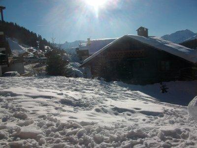 nouvelle ans (2011) au ski..