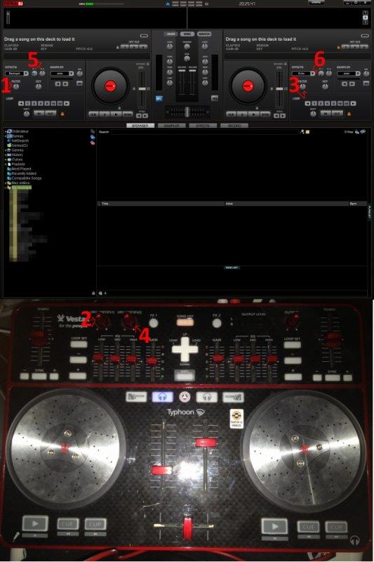 Vestax - Virtual Dj