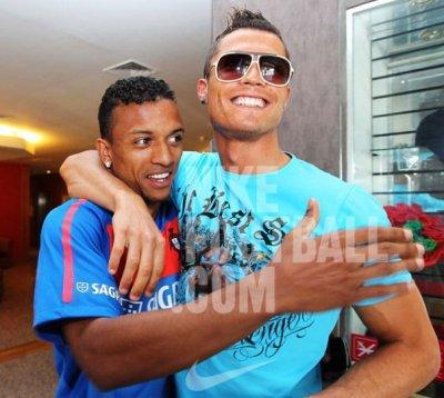 Nani & Cristiano Ronaldo, uma amizade sem fim ♥
