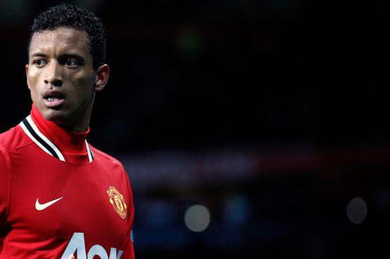 Nani pode sair do Manchester United