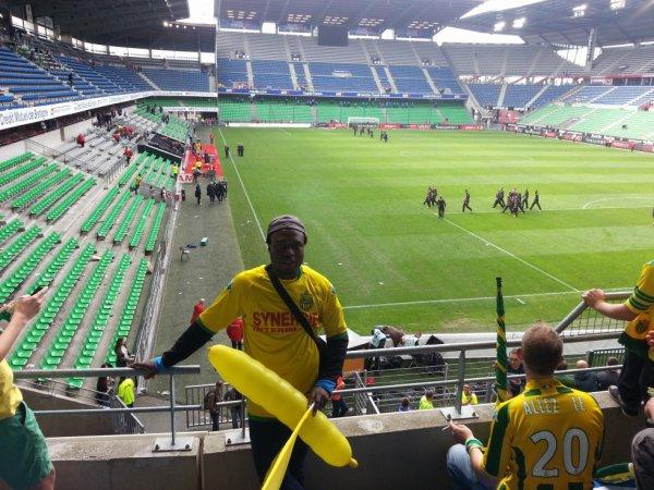 Rennes - Nantes, mon premier derby à l'extérieur