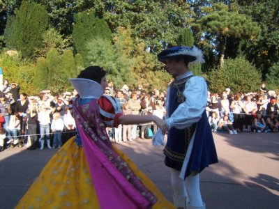 Blanche Neige-Disney' s once upon a dream parade