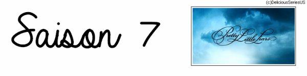 Article # Séries • Personnages/Acteurs • Couples • Amitiés • Saisons/Épisodes • Tags • Article Spécial • Autres Articles   [Pretty Little Liars] Saison 7