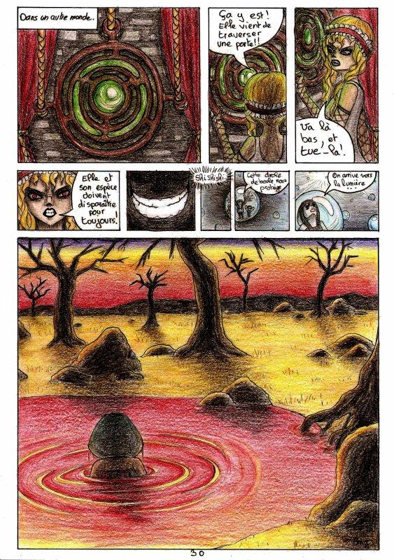 pyro: quand soufle le vent de la trahison, chapitre 4