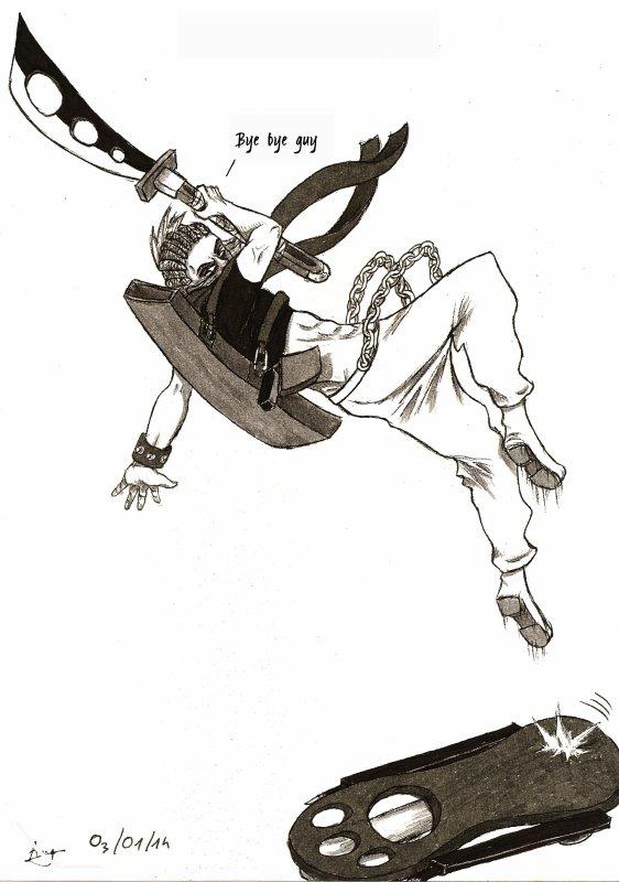 Manga Histoire courte