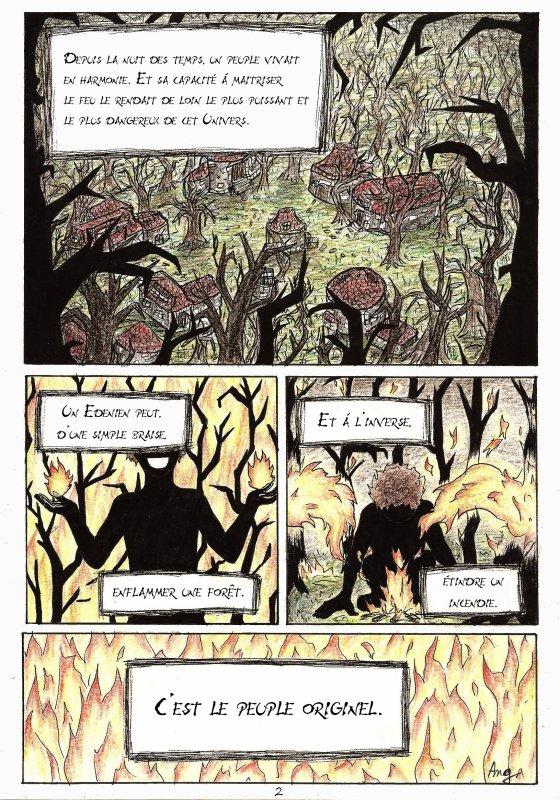 Pyro: Les feux du temps.