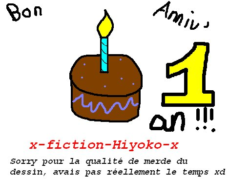 X-FICTION-HIYOKO-X A 1 AN!!