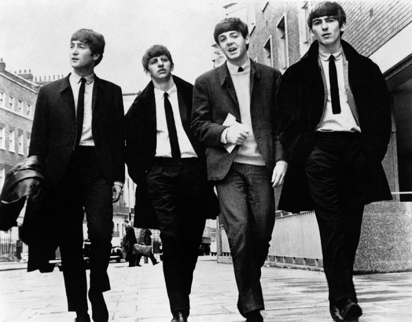 Article spécial : The Beatles