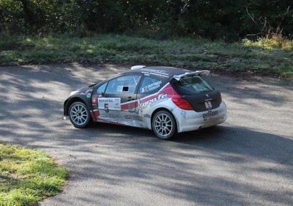 Rallye du Montbrisonnais 2013