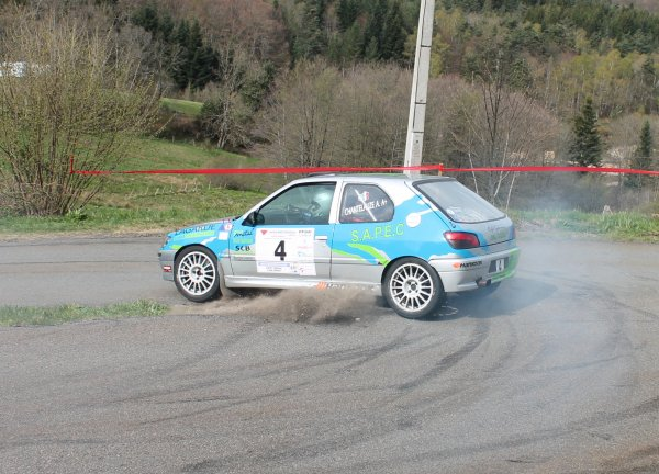 Rallyes 2014