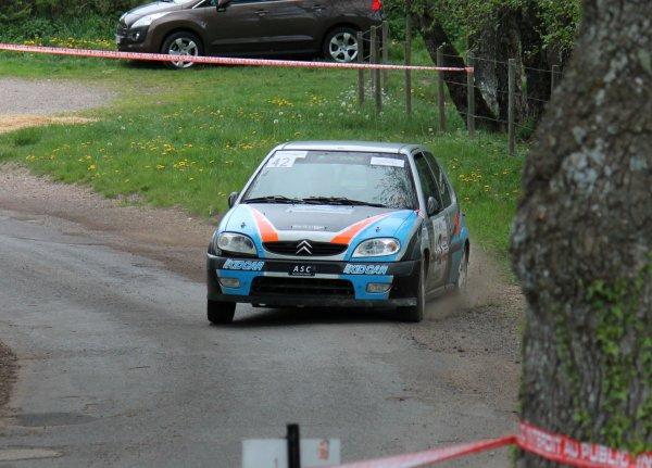Rallye des Gueules Noires 2015