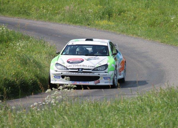 Rallye de La Coutellerie 2015