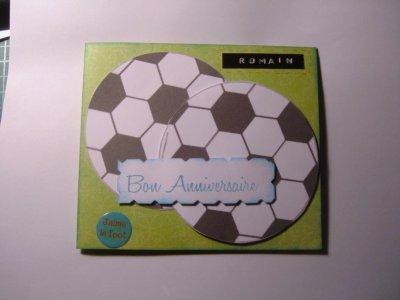 des cartes anniversaires !!