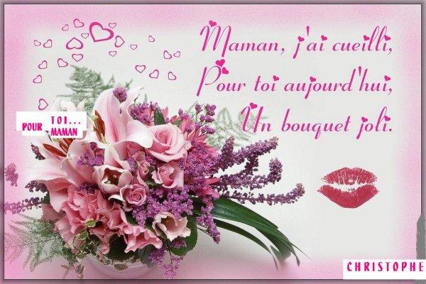 Bonne fete daniele ma maman cherie que j 39 aime plus que tout au monde blog de danydan2010 - Bonne fete cheri ...